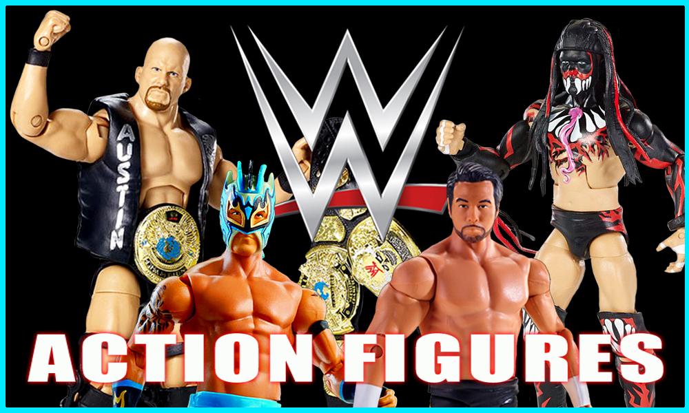 WWE オフィシャル・フィギュア