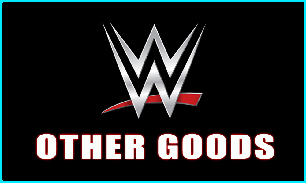 WWE オフィシャル・グッズ